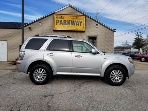 2009 Mercury Mariner for sale at Parkway Motors in Springfield IL