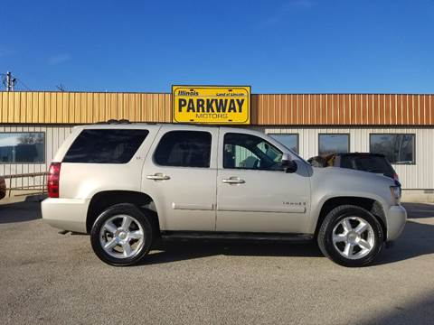 2007 Chevrolet Tahoe for sale at Parkway Motors in Springfield IL