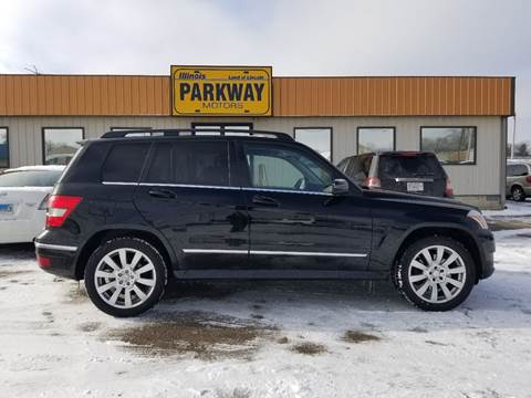 2012 Mercedes-Benz GLK for sale at Parkway Motors in Springfield IL