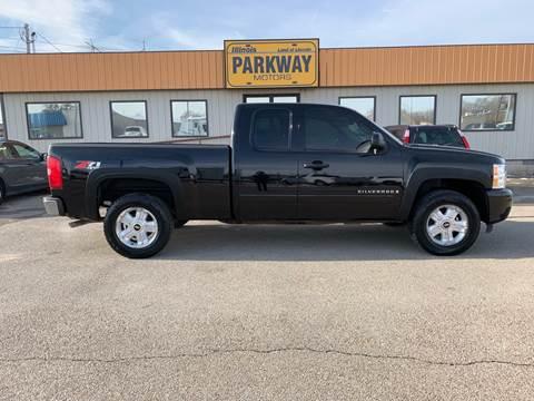 2008 Chevrolet Silverado 1500 for sale at Parkway Motors in Springfield IL