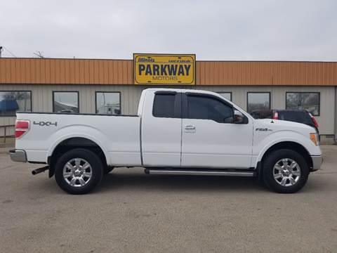 2010 Ford F-150 for sale at Parkway Motors in Springfield IL