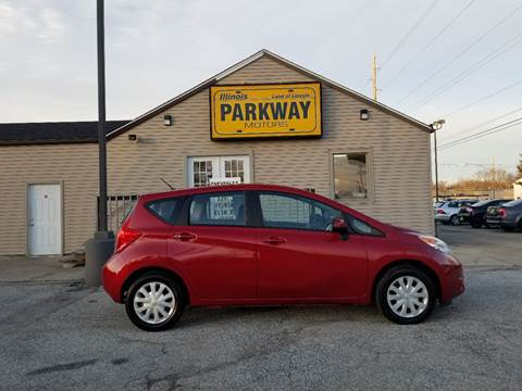 2014 Nissan Versa Note for sale at Parkway Motors in Springfield IL