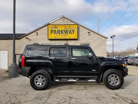 2006 HUMMER H3 for sale at Parkway Motors in Springfield IL