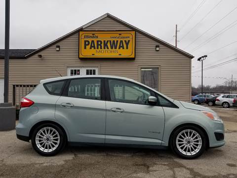 2013 Ford C-MAX Hybrid for sale at Parkway Motors in Springfield IL