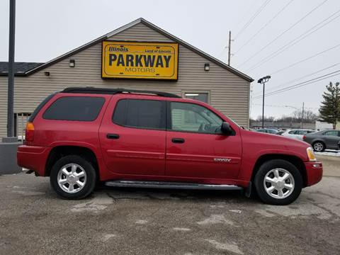 2005 GMC Envoy XL for sale at Parkway Motors in Springfield IL