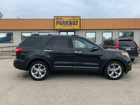 2015 Ford Explorer for sale at Parkway Motors in Springfield IL