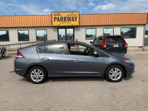 2014 Honda Insight for sale at Parkway Motors in Springfield IL