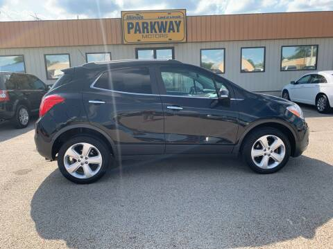 2016 Buick Encore for sale at Parkway Motors in Springfield IL