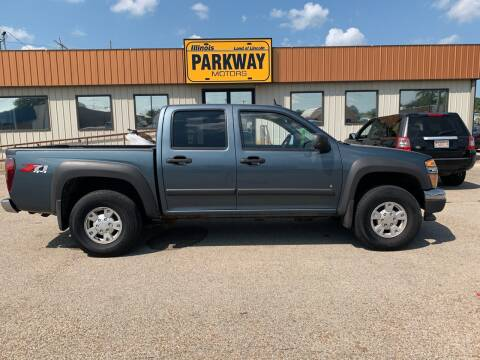 2006 Chevrolet Colorado for sale at Parkway Motors in Springfield IL