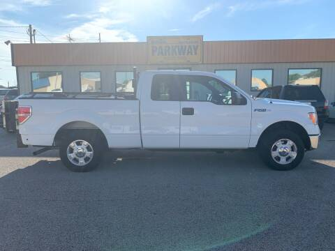 2014 Ford F-150 for sale at Parkway Motors in Springfield IL