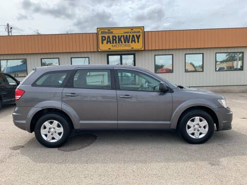 2012 Dodge Journey for sale at Parkway Motors in Springfield IL