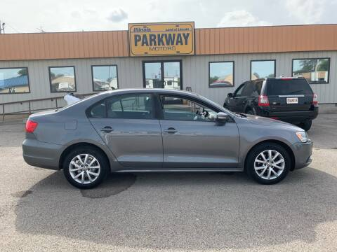 2012 Volkswagen Jetta for sale at Parkway Motors in Springfield IL