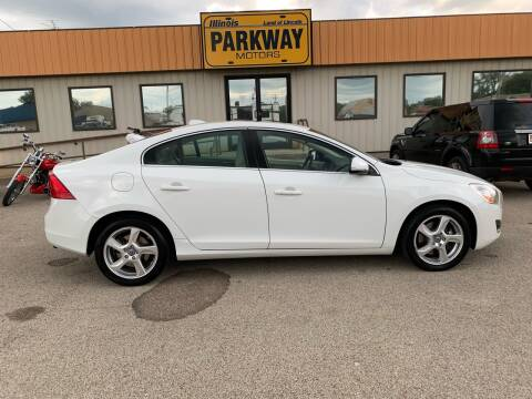 2012 Volvo S60 for sale at Parkway Motors in Springfield IL