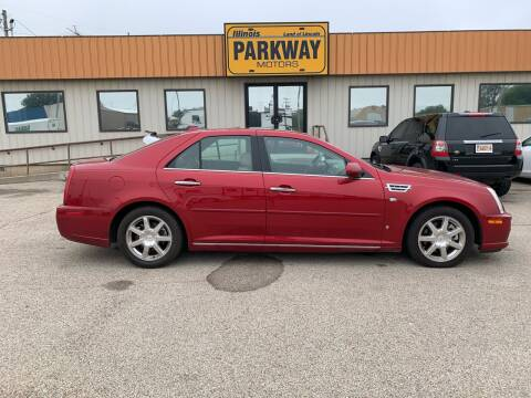 2009 Cadillac STS for sale at Parkway Motors in Springfield IL