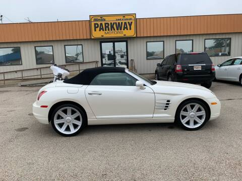 2006 Chrysler Crossfire for sale at Parkway Motors in Springfield IL