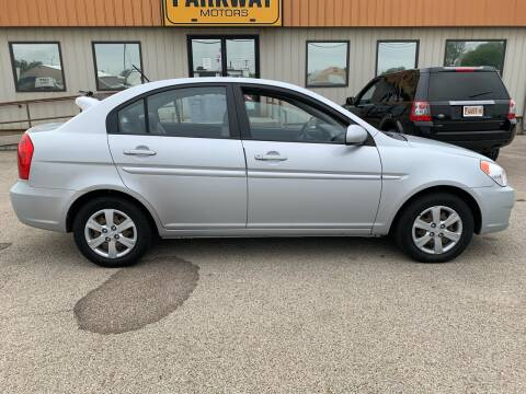 2010 Hyundai Accent for sale at Parkway Motors in Springfield IL