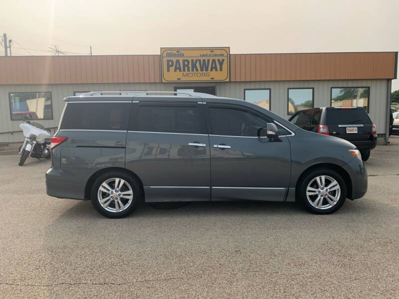 2011 Nissan Quest for sale at Parkway Motors in Springfield IL