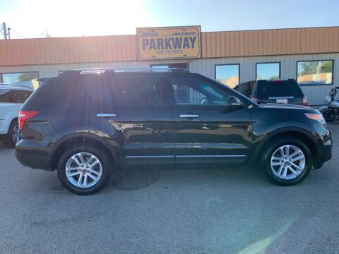 2011 Ford Explorer for sale at Parkway Motors in Springfield IL