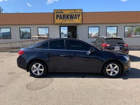 2014 Chevrolet Cruze for sale at Parkway Motors in Springfield IL