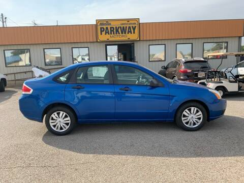 2011 Ford Focus for sale at Parkway Motors in Springfield IL