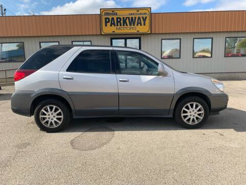 2005 Buick Rendezvous for sale at Parkway Motors in Springfield IL