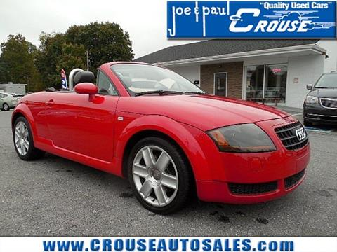 2004 Audi TT for sale in Columbia, PA
