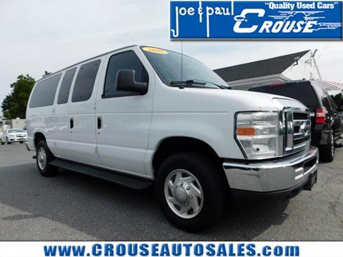 2009 Ford E-Series Wagon for sale in Columbia, PA
