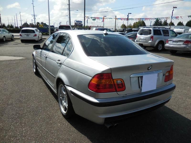 2004 Bmw 3 Series 330i 4dr Sedan In Auburn WA  Frontier Auto Sales