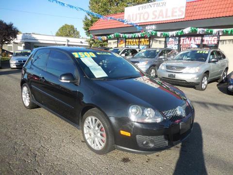 2006 Volkswagen GTI for sale in Auburn, WA