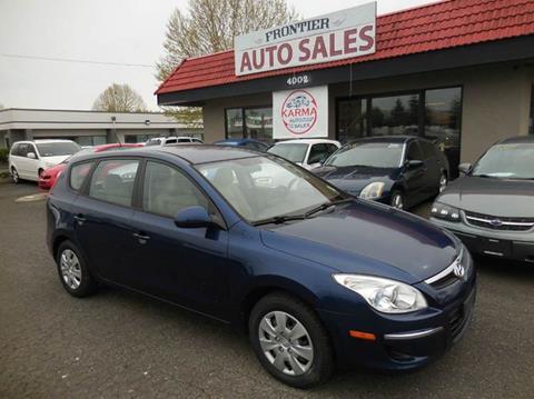 2012 Hyundai Elantra Touring for sale in Auburn, WA