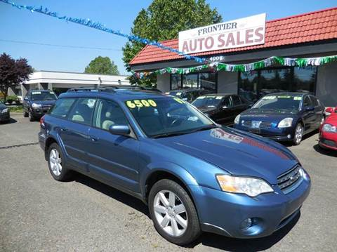 2007 Subaru Outback for sale in Auburn, WA