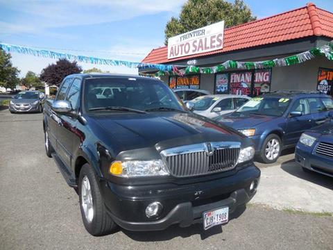 2002 Lincoln Blackwood for sale in Auburn, WA