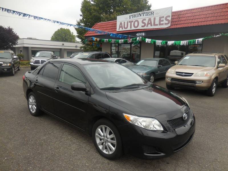 Frontier Auto Sales >> Frontier Auto Sales 2 Used Cars Auburn Wa Dealer