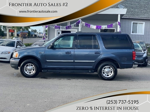 2002 Ford Expedition for sale in Edgewood, WA