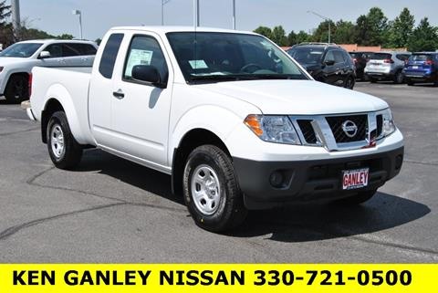 2019 Nissan Frontier for sale in Medina, OH