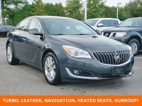 2014 Buick Regal for sale in Medina, OH