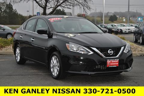 2019 Nissan Sentra for sale in Medina, OH