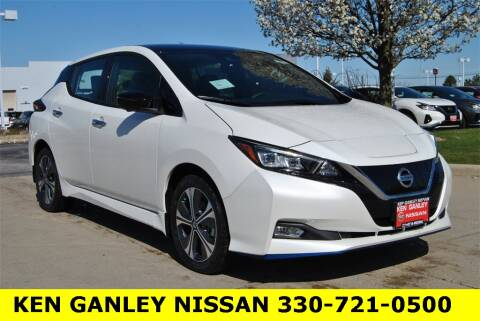 2020 Nissan LEAF for sale at Ken Ganley Nissan in Medina OH