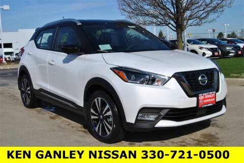 2020 Nissan Kicks for sale at Ken Ganley Nissan in Medina OH