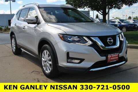 2017 Nissan Rogue for sale at Ken Ganley Nissan in Medina OH