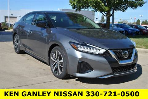 2020 Nissan Maxima for sale at Ken Ganley Nissan in Medina OH