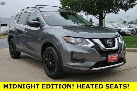 2017 Nissan Rogue for sale at Ken Ganley Nissan in Medina OH