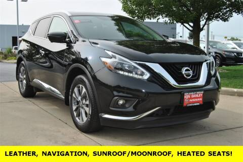 2018 Nissan Murano for sale at Ken Ganley Nissan in Medina OH