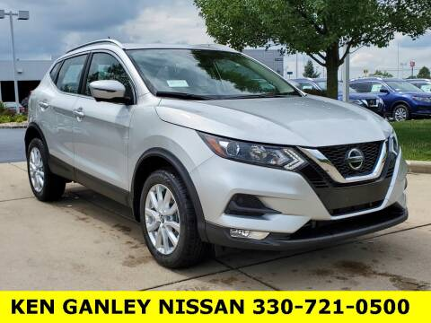 2020 Nissan Rogue Sport for sale at Ken Ganley Nissan in Medina OH