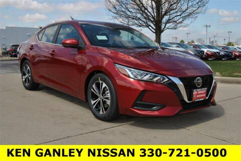 2020 Nissan Sentra for sale at Ken Ganley Nissan in Medina OH