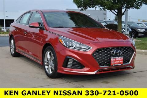 2018 Hyundai Sonata for sale at Ken Ganley Nissan in Medina OH