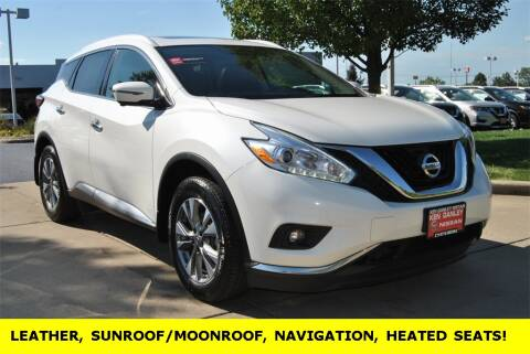 2017 Nissan Murano for sale at Ken Ganley Nissan in Medina OH