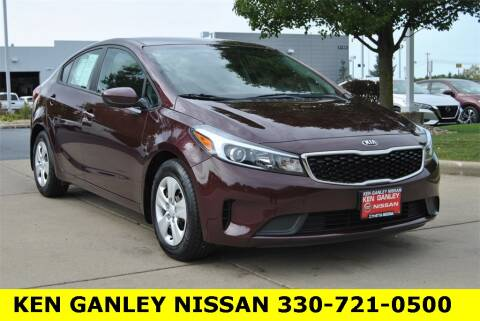 2018 Kia Forte for sale at Ken Ganley Nissan in Medina OH