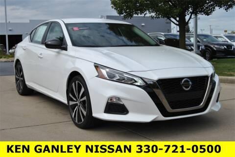 2019 Nissan Altima for sale at Ken Ganley Nissan in Medina OH