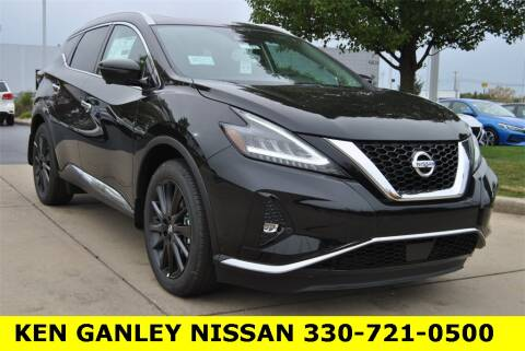 2020 Nissan Murano for sale at Ken Ganley Nissan in Medina OH